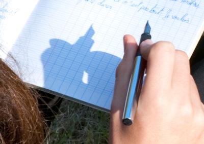 écrire tous les moyens sont bons