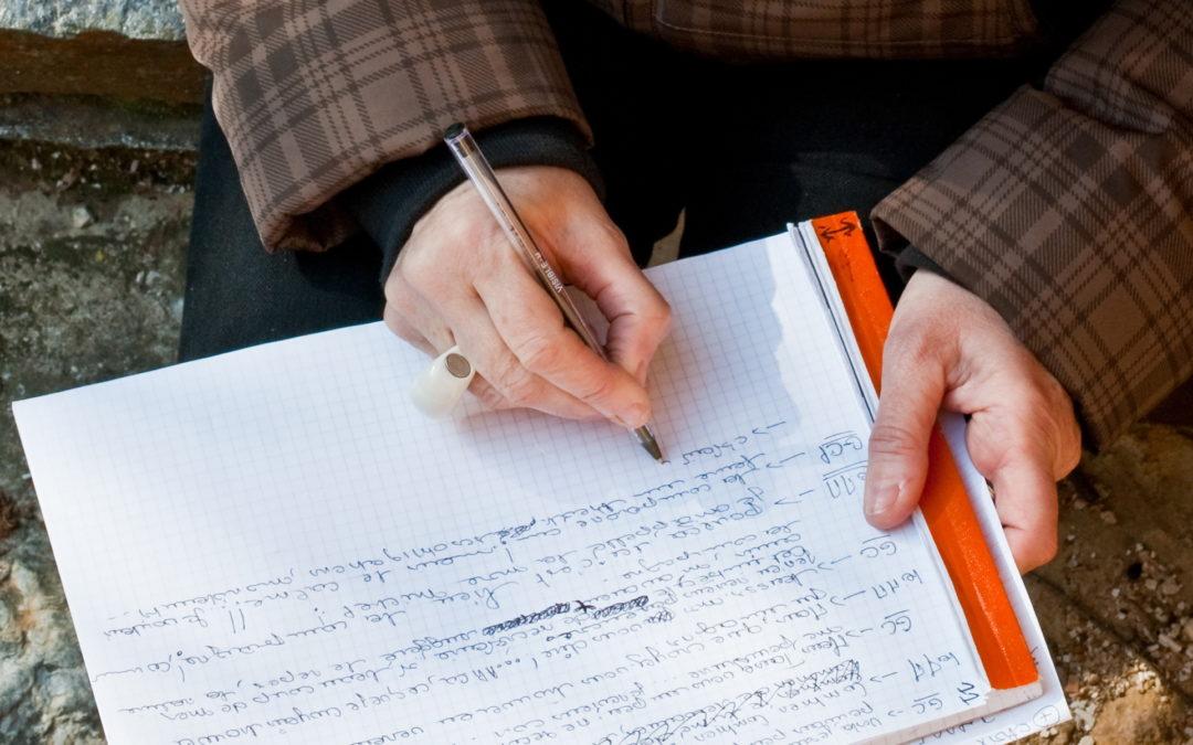 écrire de mille façons