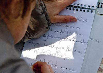 ateliers d'écriture jeunes