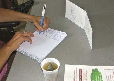 handicap et ateliers d'écriture