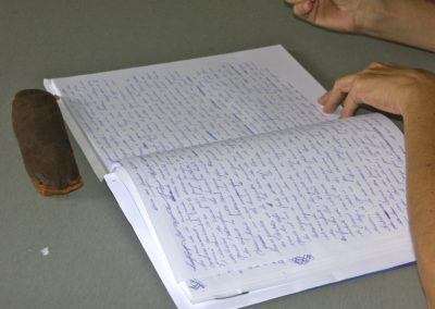 s'autoriser à écrire