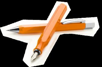 les outils d'écriture