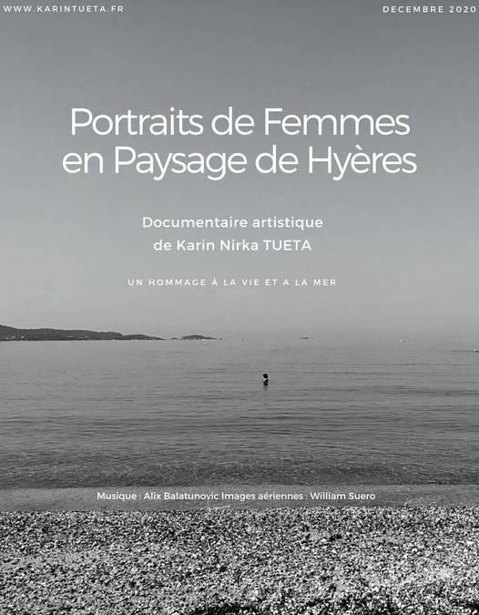 Portraits Femmes Hyères Film Poème